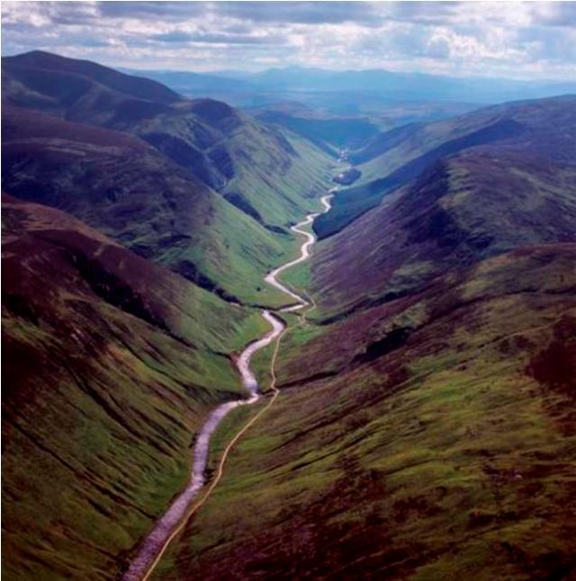 A Scottish Glen